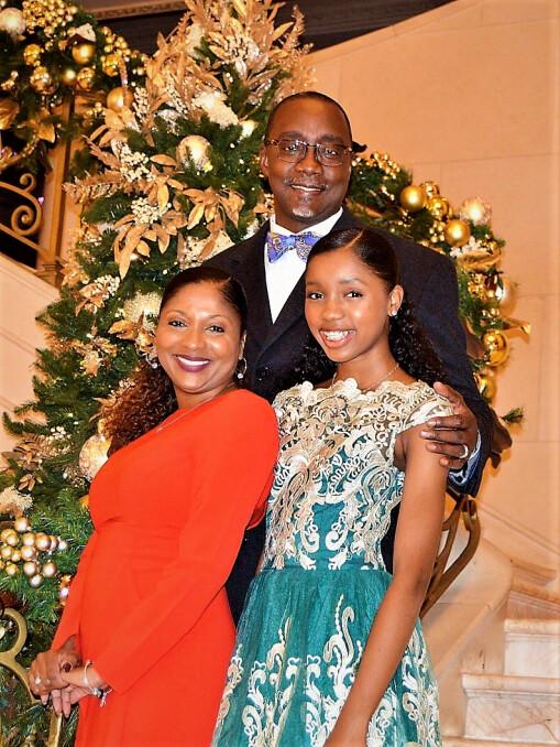 Founding Sr. Pastor Pelham & Family