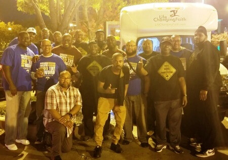 Bus Ministry, Life-Changing Faith Christian Fellowship